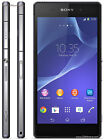 Sony Xperia Z2 D6503 - 16GB - Black (Factory Unlocked) Smartphone