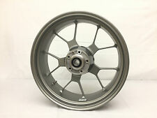 APRILIA 2009 MANA 850 OEM REAR RR WHEEL RIM - STRAIGHT!