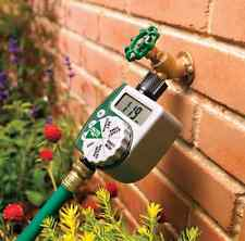Digital Water Timer Zone Set Automatic Sprinkler Watering Lawn Garden Yard Orbit
