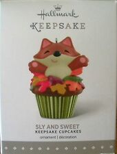 Hallmark 2015 - Keepsake Cupcakes - Sly and Sweet - 2nd Monthly