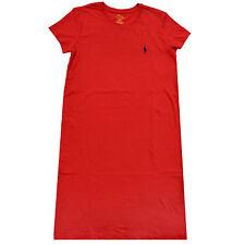 Polo Ralph Lauren Womens Dress Jersey Knee Length Lightweight New Nwt Xs S M L
