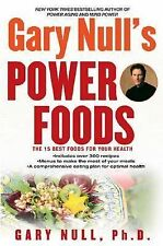 Gary Null - Power Foods (2006) - Used - Trade Cloth (Hardcover)
