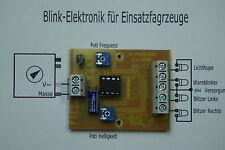 Elektronik für Einsatzfahrzeuge,  2xBlitzer, Warnblinker, Lichthupe,  Z