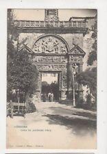 Cordoba Casa De Jeronimo Paez Spain Vintage U/B Postcard 372b