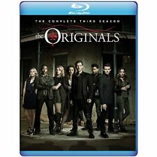 The Originals: Season 3 (5 Discs 2015) Joseph Morgan, Daniel Gillies, Leah Pipes