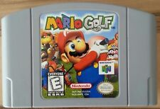 Mario Golf N64 - NTSC-U