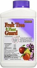 Bonide Chemical Fruit Tree and Plant Guard concentrate, 8-Ounce, New, Free Shipp