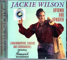 Jackie Wilson-Uptown And Upnorth Cd Mint 1999 Westside – WESM 596