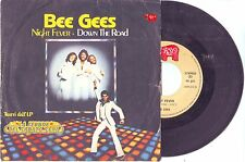 "BEE GEES Night Fever / Down The Road (1978) Vinyl 7"" 45 RPM - RSO ‎– 2090 272"