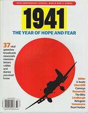 1941 The Year of Hope and Fear 70th Anniversary Special: World War II Series Mag