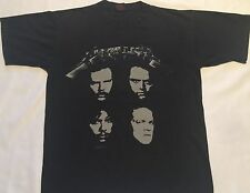VINTAGE METALLICA T-SHIRT~1991 TOUR T-SHIRT WITH DATES~ADD TO YOUR COLLECTION