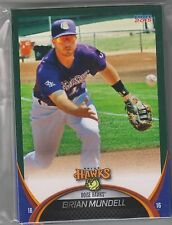 COMPLETE 2015 BOISE HAWKS TEAM SET MINOR LGE SS COLORADO ROCKIES