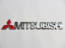 Mitsubishi Logo emblem sticker badge GRS EVO ES RS Eclipse Galant JDM Lancer