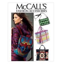 McCall's UNCUT Bags - Totes - Back Pack