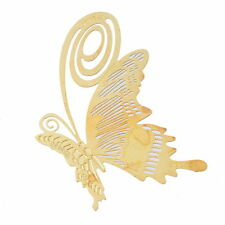 Beautiful Gold Coloured Butterfly Bookmark - Ideal Little Gift