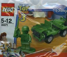 LEGO Toy Story - 30071 Army Jeep - Neu & OVP