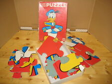Donald Duck Puzzle - Holland 1981