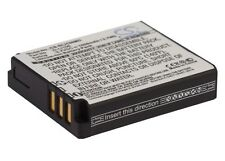 3.7V battery for PENTAX Optio X90, Optio W90, MX-1 Li-ion NEW