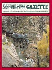 Narrow Gauge and Short Line Gazette : November December 1983 : Volume 9 Number 5