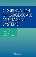 Coordination of Large-Scale Multiagent Systems, , Excellent