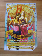 SUMMER OF LOVE 40th Anniversary poster