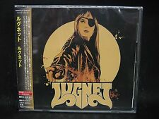 LUGNET ST + 1 JAPAN CD Witchcraft Classic 70's Hard Rock Sound !!