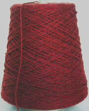 MARRAKESH 3-ply Cotton Cone Yarn Weave Knit Crochet 1050ypp 1 lb