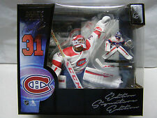 IMPORT DRAGON NHL CAREY PRICE WHITE MONTREAL CANADIENS  SIGN with CERTIFICAT NEW
