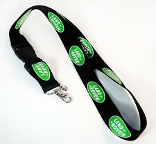 LAND ROVER LANYARD KEYCHAIN CELLPHONE NECK STRAP CAR HOUSE KEY HOLDER