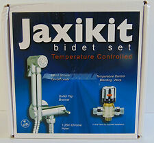 THERMOSTATIC METAL HAND HELD JAXI KIT BIDET SET DOUCHE SHATTAF MUSLIM SHOWER CP