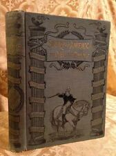 Story of America for Young People Fine Binding Antique US History Book 1899