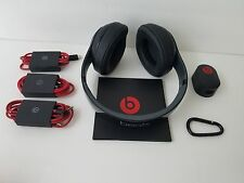 Beats by Dr. Dre Studio Wired OverEar Headphones Black/Red BO500