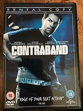 Mark Wahlberg Kate Beckinsale CONTRABAND ~ 2012 Contrabandista Suspense GB DVD