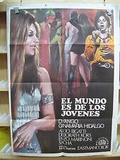 50    EL MUNDO ES DE LOS JOVENES