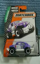 Matchbox Volkswagen Beetle 4x4 (Purple)4WD *racing *sporty not hotwheels skyline