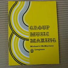 Libros de grupo de crear música Michael J mcmurtary, Longman