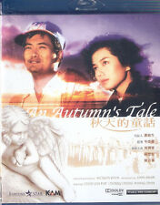 An Autumn's Tale Blu Ray Chow Yun Fat Cherrie Chung Danny Chan NEW Eng Sub