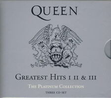 Queen - Platinum Collection (3CD Box Set Greatest Hits I/II/III)  SPEEDYPOST
