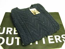 NWT AUTHENTIC  Women's Urban Outfitters BDG Navy Sweater  XS