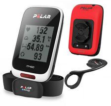Polar M450 Special Edition w/HR Integrated GPS Bike Cycling Computer Bluetooth