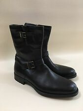 "Magnanni ""Kuro"" Buckle Boots Size 7.5 Retail $450."