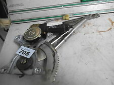 Toyota 2.4 Land Cruiser Prado LJ78 OFF SIDE REAR ELECTRIC WINDOW MOTOR & MECH