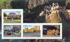 Ireland-Castles min sheet mnh-2007