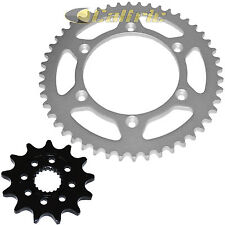 Front & Rear Sprockets Kit Fits YAMAHA YZ250F 2001 2002 2003 2004