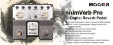 Mooer Audio ShimVerb Pro Reverb Effects Pedal *BRAND NEW