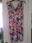 Simply Vera Vera Wang Floral Dress Size Small S
