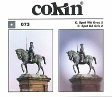 Cokin P073 Gray 2 Wide-Angle Center Spot Resin Filter - Fits P Series - CP073
