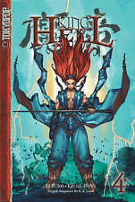 King of Hell Volume 4 Ra and Kim In-Soo and Jae-Hwan New Book