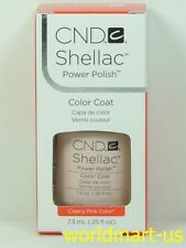 CND Shellac GelColor UV/LED: #40523_Clearly Pink 0.25fl.Oz