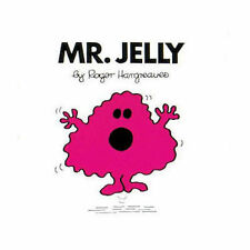 """Mr. Jelly (Mr. Men Library), Hargreaves, Roger, """"AS NEW"""" Book"""